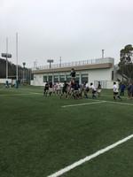 合同練習 日本体育大学 1